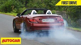 Mercedes-AMG SLC 43 | First Drive | Autocar India