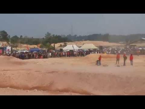 motorcross mx 2 internasional sirkuit capung Batam HD part 1