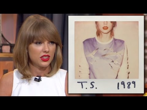 5 Secrets Taylor Swift Revealed During Her Yahoo Live Stream - Shake It Off, 1989