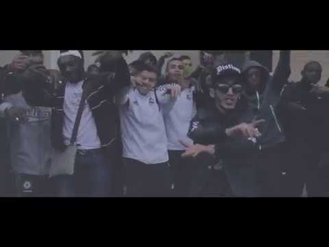 Ghetto Sal -T ( Croks - STK - JicosM ) feat Bozzy - Bolide // Dir. by @DirectedbyWT