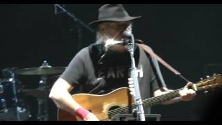 Watch Neil Young Western Hero video