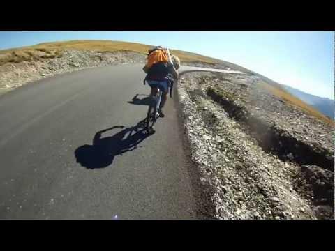 Aventuri pe bicicleta - Tura MARE - Traseu cu bicicleta pe Transalpina in ROMANIA