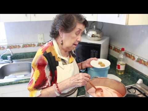 19 - Cocina mexicana tradicional - Tita Mima - Sopa de tortilla