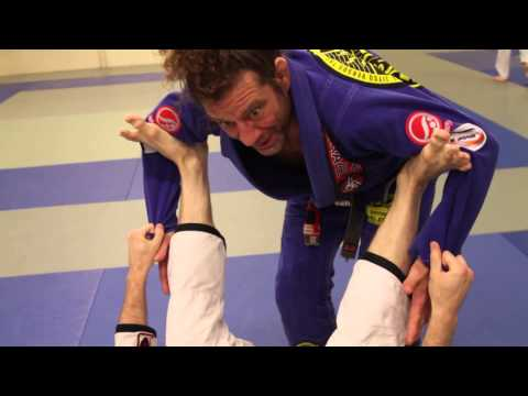 Kurt Osiander's Move of the Week - Spider Guard Counter