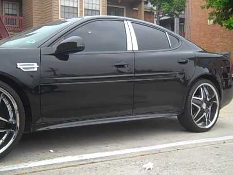 Texas Ride 2005 Pontiac 22 Inch Rims Youtube