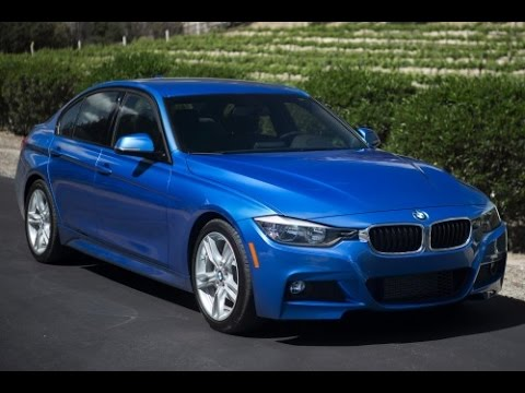 2015 BMW 3 Series (328i) Start Up and Review 2.0 L 4-Cylinder Turbo