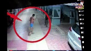 Cheddi Gang Tries To Robb Sree Rama Nilayam Apartment, Bandari Layout