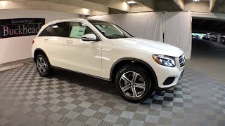 2019 Mercedes-Benz GLC New and preowned Mercedes-Benz, Atlanta, Buckhead, certified preowned 193316