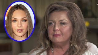 Abby Lee Miller Gets CANDID About Maddie Ziegler & More In Pre-Prison Interview