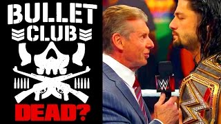 VINCE DONE WITH ROMAN? BULLET CLUB DEAD? (Going In Raw Pro Wrestling News: DIRT SHEET Ep. 1)