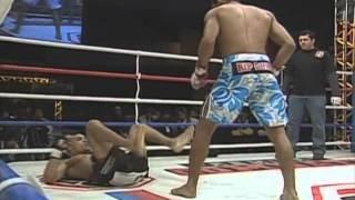 José ''Junior'' Aldo Vs. Anderson Silverio - Fight 05 - Full Fight