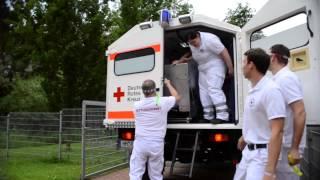 Cold Water Challenge 2014 Rettungswache Hessisch Oldendorf