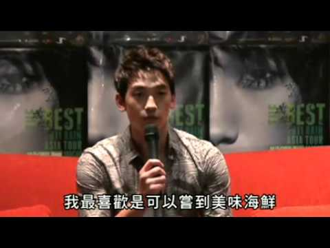 [Rain (Bi) News][Eng Sub]110516 Mingpao_01_Rain interview for 'The Best' 2011 Rain Asia Tour Macau