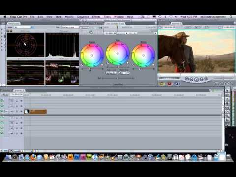 Color correction tips