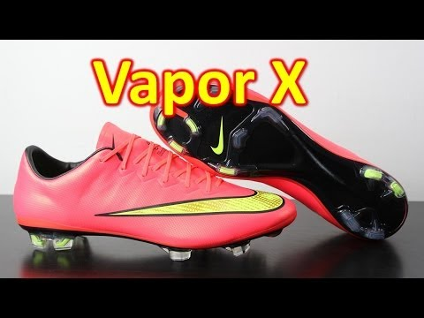 Nike Mercurial Vapor X 10 Hyper Punch/Volt - Unboxing + On Feet