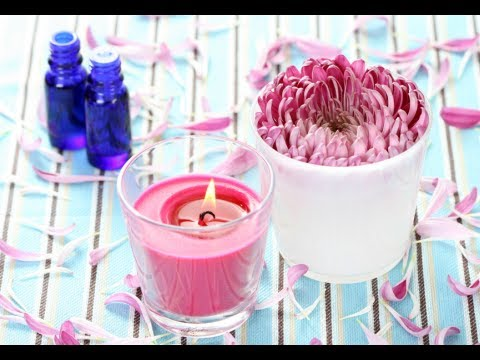 How to Make Soy Candles with Essential Oils - YouTube