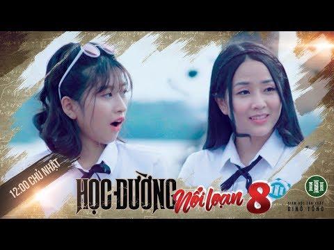 PHIM CẤP 3 - Phần 8 : Trailer 05   Phim Học Sinh Giang Hồ 2018   Ginô Tống, Kim Chi, Lục Anh