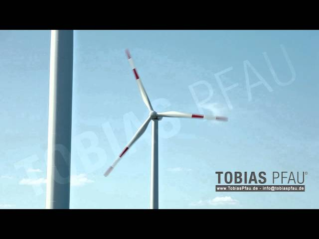 wind turbine  full HD