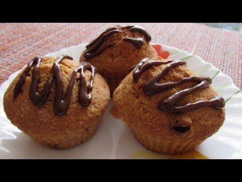 Кексы с изюмом Простой Рецепт Вкусных Кексов С Изюмом
