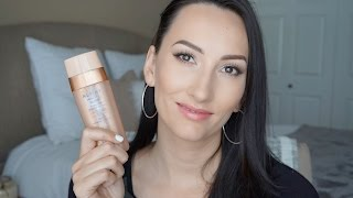 NEW Almay Health Glow Foundation Review