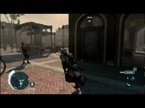 Assassin's Creed 3 gameplay in Boston (No Lag !!)