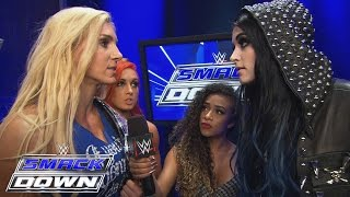 Will Team PCB stay together?: SmackDown, Oct. 1, 2015