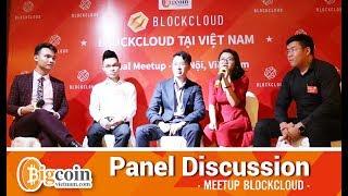 [Talkshow] 2020 thị trường tiền mã hóa mới chạm đỉnh cao? | Blockcloud Meet-Up