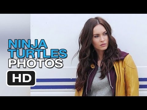 Ninja Turtles - Behind the Scenes (2014) - Megan Fox Movie HD