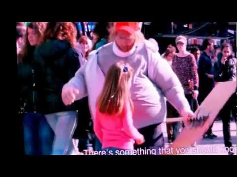 One Direction - Intro Video - O2 Arena (Dressed up Old)