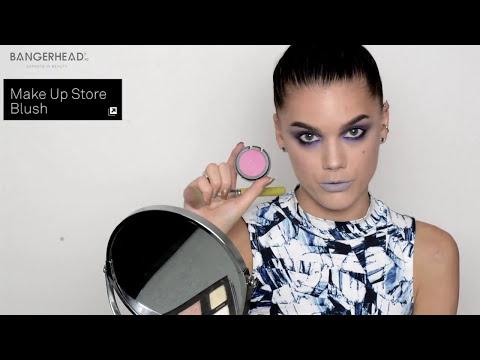 Purple Look (with subs) - Linda Hallberg Makeup Tutorials