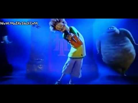 Hotel Transylvania The Zing Song video
