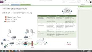 Protecting the Infrastructure with NFP (640-554 IINS) :: Video-2