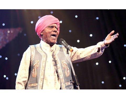 Mrudagandha Award In The Memory Of Marathi Folk Theatre Artiste...