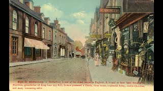 Shaftesbury (Dorset) from old postcards