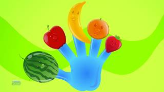 Fruits Finger Family | Fruits Song | Learn Fruits | Nursery Rhymes | Baby Songs