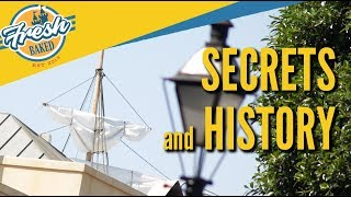 Hidden Ship in New Orleans Square | Disneyland Secrets and History