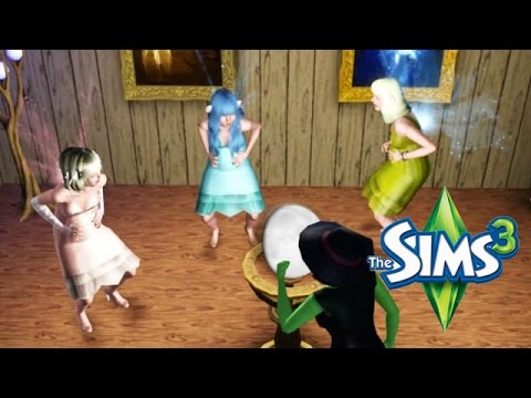 Sims 3 - Pregnant fairies entrapped; magic induced labor ...