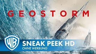 GEOSTORM - 9 Minuten Sneak Peek Deutsch HD German (2018)