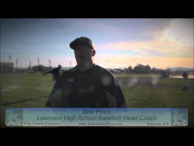 LHS Baseball Highlights: Cascade Christian at LHS 4-29-2014