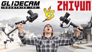 Glidecam VS. Zhiyun Crane 2