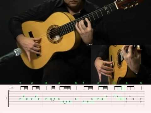 España en dos guitarras. Vol.2. Sabicas y Escudero. DVD/Libro David Leiva. Velocidad normal