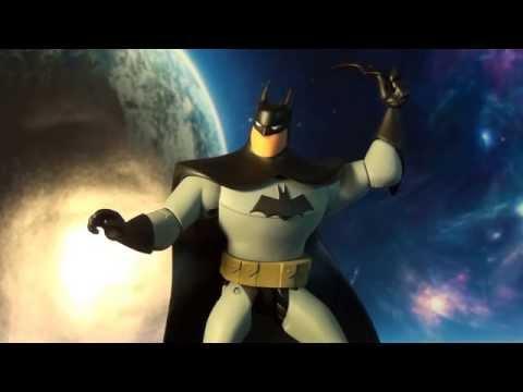 R357 Dc Collectibles Batman The Animated Series: Batman (new Adventures) 6 Action Figure Review video
