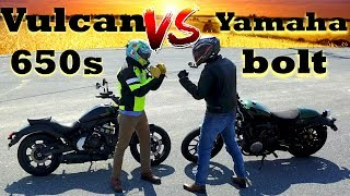 Can the Bolt Dethrone the Mighty Vulcan 650s