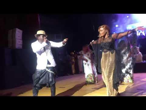 Live Pape Ndiaye Thiopete explose le Grand Théâtre avec Aida Samb — My Love