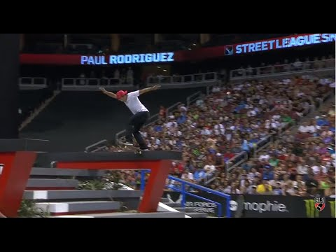 Street League 2012: Stop 3 Arizona Finals Highlights
