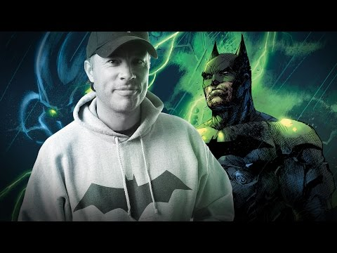 DC Comics Art Academy Featuring Alex Sinclair