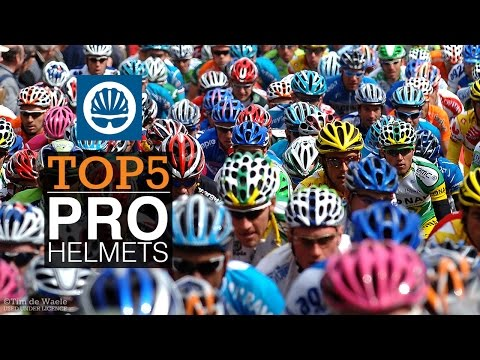 Top 5 - Pro Road Cycling Helmets 2016