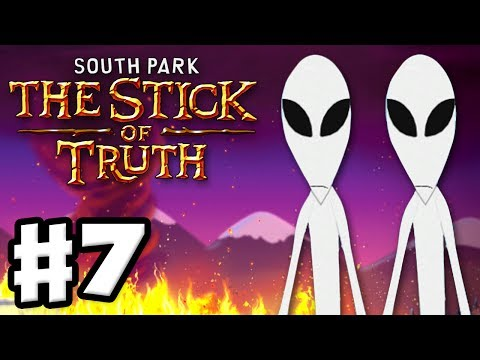 South Park: The Stick of Truth - Gameplay Walkthrough Part 7 - Alien Abduction! (PC)