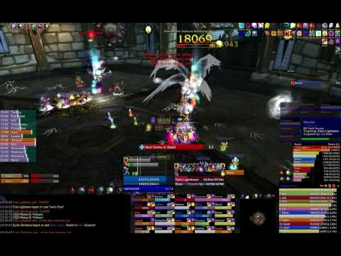 Paragon vs The Twin Val'kyr 25 heroic