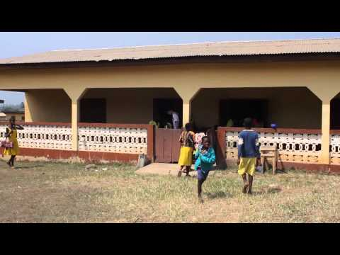 Soccer Balls Facilitate Inclusive Education in Ghana